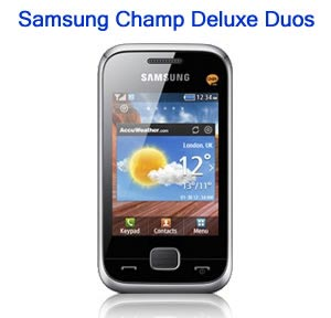 Samsung Champ Deluxe Duos